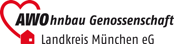Das Logo der AWOHnbau Genossenschaft M�nchen eG